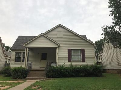 Fort Smith Multi Family Home For Sale: 1007-1025 S 25
