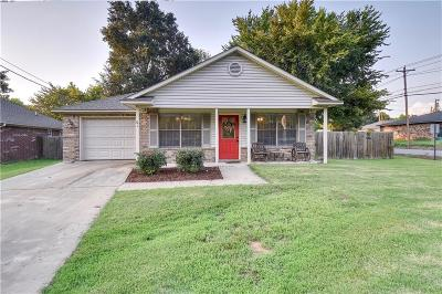 Sallisaw Single Family Home For Sale: 601 W Redwood AVE
