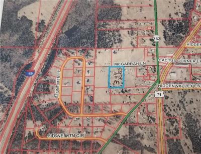 Alma Residential Lots & Land For Sale: 233 Mcgarrah LN