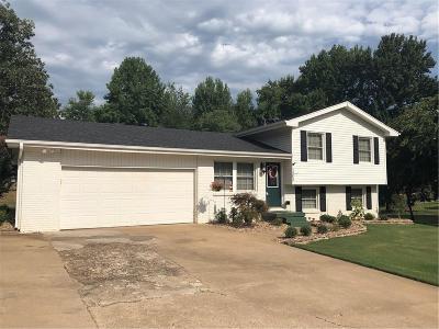 Van Buren Single Family Home For Sale: 1302 9th ST