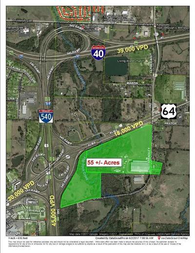 Van Buren Residential Lots & Land For Sale: 747 Spradley RD
