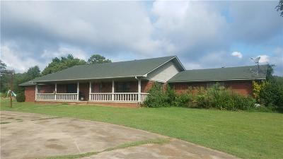 Mountainburg Single Family Home For Sale: 11365 Highway 282