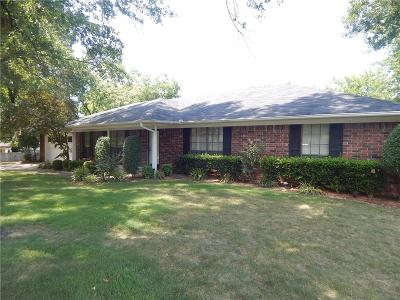 Fort Smith Single Family Home For Sale: 3817 S S ST