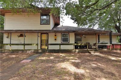 Poteau Single Family Home For Sale: 17510 Fox LN