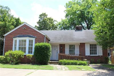 Fort Smith Single Family Home For Sale: 2510 Dodson AVE