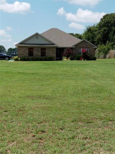 Van Buren Single Family Home For Sale: 6717 Long Meadow RD