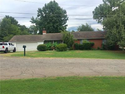 Poteau Single Family Home For Sale: 700 Beeler ST