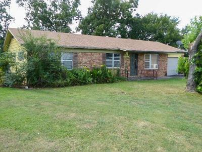 Fort Smith Single Family Home For Sale: 8009 Thayer DR