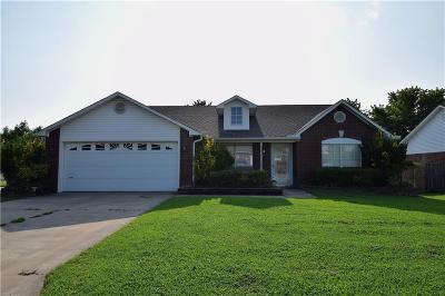 Van Buren Single Family Home For Sale: 720 39th ST