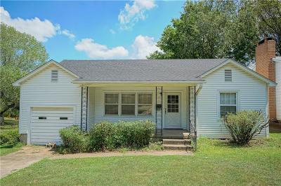 Fort Smith Single Family Home For Sale: 2409 S Greenwood AVE