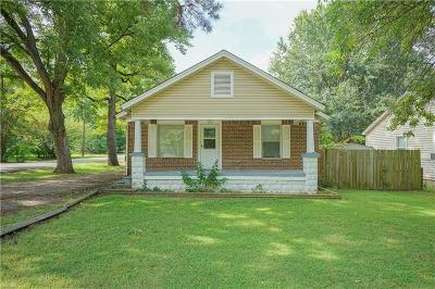 Fort Smith Single Family Home For Sale: 3830 Park AVE
