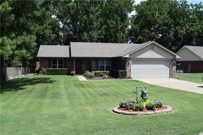 Van Buren Single Family Home For Sale: 1020 Mitzi LN