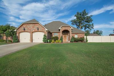 Fort Smith Single Family Home For Sale: 8915 S 12Th ST