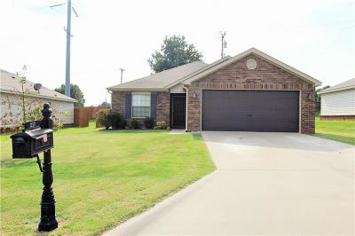 Barling Single Family Home For Sale: 217 Regency DR