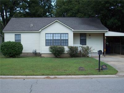 Fort Smith Single Family Home For Sale: 4109 Morris DR