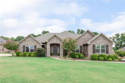 Fort Smith Single Family Home For Sale: 12909 Limestone DR