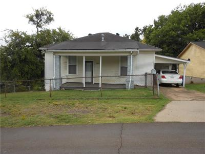 Fort Smith Single Family Home For Sale: 1812 S X ST