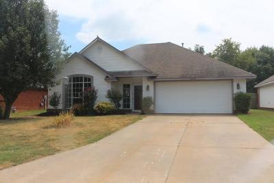 Fort Smith Single Family Home For Sale: 7809 S 24th ST