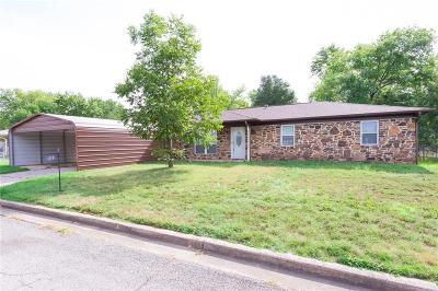 Van Buren Single Family Home For Sale: 104 N 35th ST