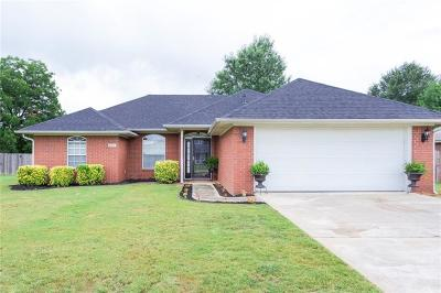 Fort Smith Single Family Home For Sale: 6917 Red Bud DR