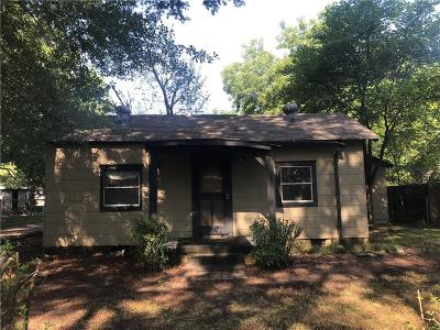 Fort Smith Single Family Home For Sale: 421 40th ST