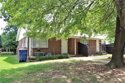 Fort Smith Multi Family Home For Sale: 909/911 S 22nd ST