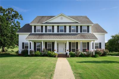 Poteau Single Family Home For Sale: 34100 Pleasant Valley