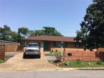 Fort Smith Single Family Home For Sale: 6011 S Y ST