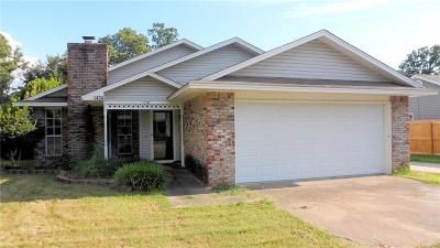 Fort Smith Single Family Home For Sale: 1404 Princeton DR