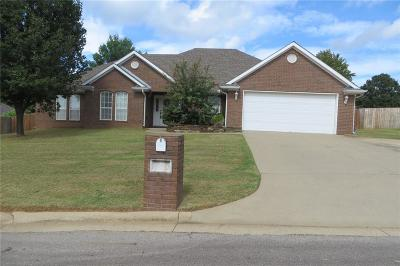 Alma Single Family Home For Sale: 1405 Springhills DR