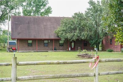 Spiro Single Family Home For Sale: 19787 Greenwood RD