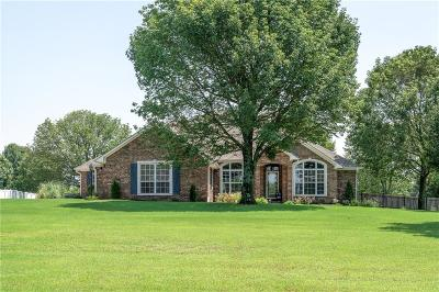 Fort Smith Single Family Home For Sale: 5900 E Rye Hill RD