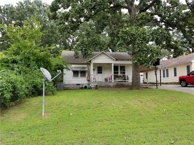 Fort Smith AR Single Family Home For Sale: $67,900