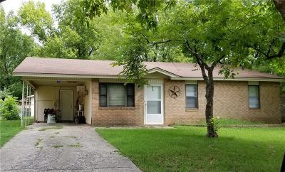 Greenwood AR Single Family Home For Sale: $68,900