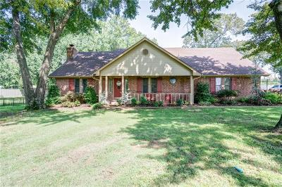 Lavaca Single Family Home For Sale: 1512 S River RD