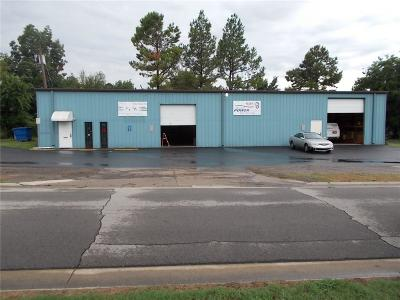 Fort Smith Commercial For Sale: 1018 N 11th ST