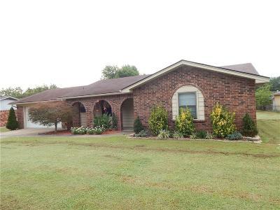 Poteau Single Family Home For Sale: 109 Woodbine AVE