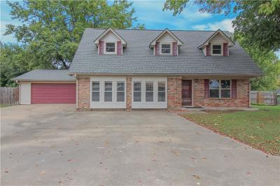 Fort Smith Single Family Home For Sale: 203 Georgetown CIR