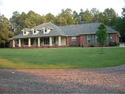 Van Buren Single Family Home For Sale: 5416 Figure Five Heights RD