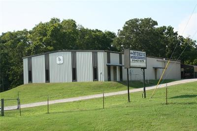 Muldrow Commercial For Sale: 1400 W Shawntel Smith BLVD