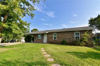 Barling Single Family Home For Sale: 901 N ST