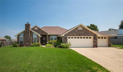 Van Buren Single Family Home For Sale: 1522 Yorktown DR