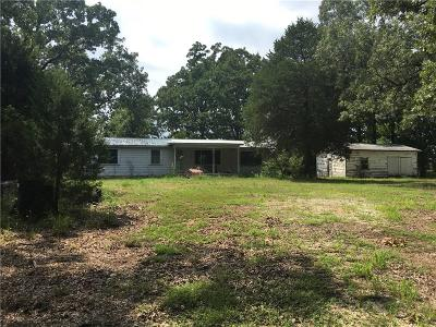 Sallisaw Single Family Home For Sale: 107556 4580 RD