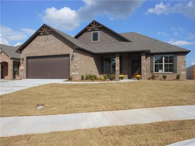 Fort Smith Single Family Home For Sale: 8901 S 36th TER
