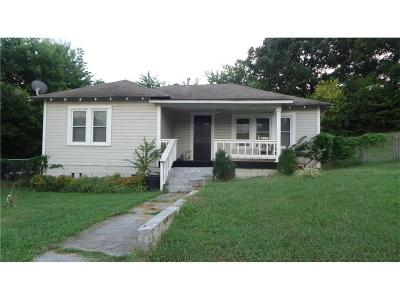 Poteau OK Single Family Home For Sale: $49,500