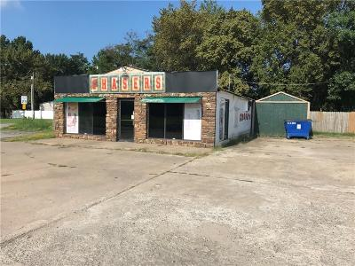 Fort Smith Commercial For Sale: 6704 Highway 271