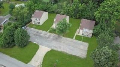 Van Buren Multi Family Home For Sale: 711-715 Buena Vista AVE