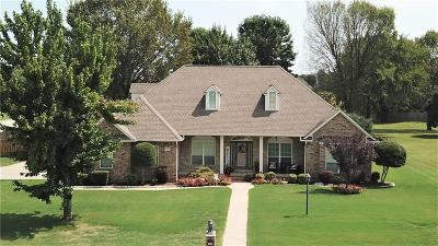 Fort Smith Single Family Home For Sale: 11901 Fieldstone DR
