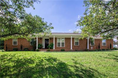 Van Buren Single Family Home For Sale: 1103 N 11 ST