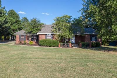 Fort Smith Single Family Home For Sale: 11305 Amanda LN